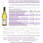Perth  Districts MBA Fundraiser Order Form
